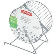 Zolux Kolotoč kovový 18 cm šedý - Kolotoč pro hlodavce