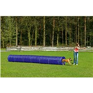 Karlie Agility Tunel modrý - Výcviková hračka