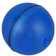 Flamingo Interaktivní hračka míček s LED modrý průměr 6cm