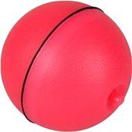 Flamingo Interaktivní hračka míček s LED růžový průměr 6cm