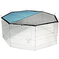 Kerbl Paddock for Rabbits and other Rodents, Octagonal - Pen for Rodents