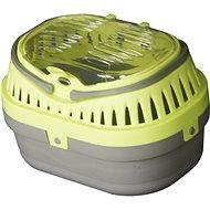 PetPlast Přepravka pro hlodavce plastová XS 18 × 13 × 12 cm - Přepravka pro hlodavce
