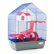 Cobbys Pet Hamster Tover pro křečky 40 × 26 × 54 cm - Klec pro hlodavce