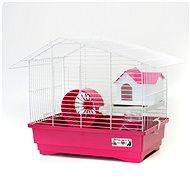Cobbys Pet Criceto House klec pro hlodavce 49,5 × 32,5 × 38 cm - Klec pro hlodavce