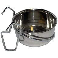 Akinu Bowl Stainless Steel, Cage, Hinge - Bowl for Rodents
