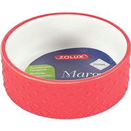 Zolux Bowl Margot Red 200ml - Bowl for Rodents