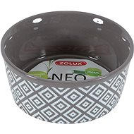 Zolux Bowl NEO Brown 250ml - Bowl for Rodents