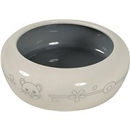 Zolux Ceramic Bowl Beige 250ml - Bowl for Rodents