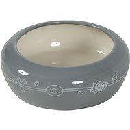 Zolux Ceramic Bowl Grey 250ml - Bowl for Rodents