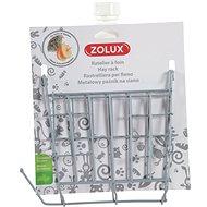 Zolux Jesle kovové šedé