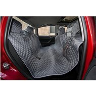 Reedog Protective Car Cover for Dogs with Zipper  - Grey (XL) - Dog Car Seat Cover
