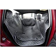Reedog ochranný potah do auta pro psy na zip + boky - šedý (L)
