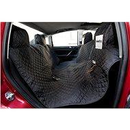 Reedog ochranný potah do auta pro psy na zip - černý (XL)