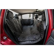 Reedog Protective Car Cover for Dogs, with Zipper + Sides  - Black (M) - Dog Car Seat Cover