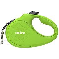 Reedog Senza Basic samonavíjecí vodítko L  50 kg / 5 m páska / zelené - Vodítko pro psa