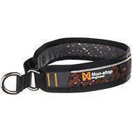 Rock Non-stop Dogwear Collar, Semi-removable - Dog Collar