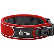 Hunter obojek Divo červený M - Obojek pro psy