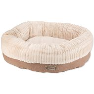 SCRUFFS Ellen Donut light brown XL - Dog Bed