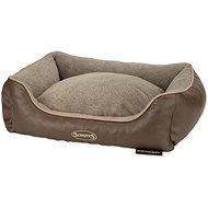 SCRUFFS Chateau Memory Foam Orthopedic Box Laté - Dog Bed