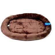 Petproducts Oval Brown 52 × 43cm - Bed