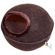 Petproducts Cuckoo Brown 48 × 48 × 30cm - Bed