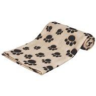 Trixie Beany Fleece 100 × 70cm Beige - Dog Blanket