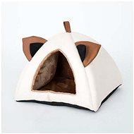 Cobbys Pet Domeček s ušima 46 × 46 × 27 cm - Pelíšek