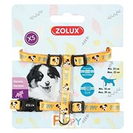 Zolux Postroj pro štěňata žlutý
