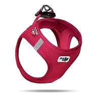 Pet Amour Curli Vest Air-Mesh Red XXS - Harness