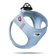 Pet Amour Curli vest Air-Mesh Skyblue M - Harness