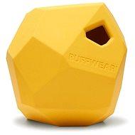 Ruffwear hračka pro psy, Gnawt-a-Rock, žlutá - Hračka pro psy