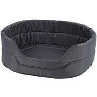 Olala Pets Agga LOW No.5, pet bed 66 × 55 × 17 cm, gray - Dog Bed
