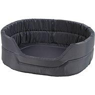 Olala Pets Agga LOW No.7, pet bed 82 × 68 × 22 cm, gray - Dog Bed