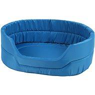 Olala Pets Agga LOW č.4, pelíšek pro mazlíčky 61 × 51 × 16 cm, modrá - Pelíšek pro psy a kočky