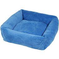 Olala Pets Cube LOW A2, pelíšek pro psy 53 × 53 cm, modrá