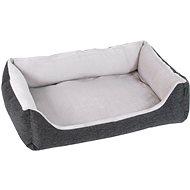 Olala Pets Best 55 × 80 cm, šedá - Pelíšek pro psy