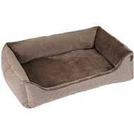 Olala Pets Best 70 × 100 cm, brown - Dog Bed