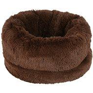 Pelíšek pro psy a kočky Olala Pets Natalie 45 cm hnědá - Pelíšek pro psy a kočky