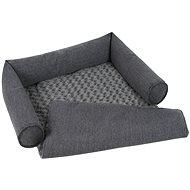 Olala Pets Pelech na sedačku 80 x 55 cm tmavě šedá - Pelíšek pro psy