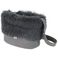 Olala Pets taška Luxury 32 cm světle šedá - Taška na psa