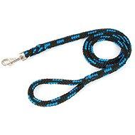 Olala Pets vodítko lanové kulaté 10 mm × 150 cm, modré - Vodítko pro psa