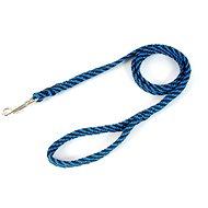 Olala Pets vodítko lanové ploché 10 mm × 150 cm, modré