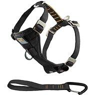 Kurgo Bezpečnostní postroj pro psa s autopásem, černá, XL