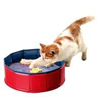 Karlie-Flamingo Pool with 3 toys, 30cm × 10cm - Kitty Pool