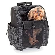 Karlie-Flamingo SMART TROLLEY crate black 32x29x52cm - Dog Carriers