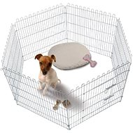 Karlie-Flamingo Cage for Puppies, Diameter of 160cm/80cm