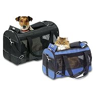 Karlie-Flamingo Portable bag DIVINA Black 50 x 28 x 30cm - Dog Carrier Bag