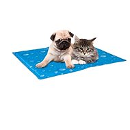 Karlie-Flamingo Cooling Pad, Drop Pattern, Size S, 40 × 50cm - Cooling Mat for Dogs