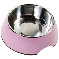 Miska pro psy Karlie-Flamingo Miska plastová ROYAL růžová s nerezovou nádobou 1400ml - Miska pro psy