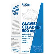 Alavis Celadrin 500mg - Joint Nutrition for Dogs